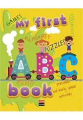 MY FIRST ABC BOOK WITH STICKERS