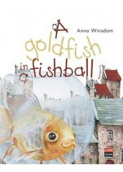 A GOLDFISH IN A FISHBALL