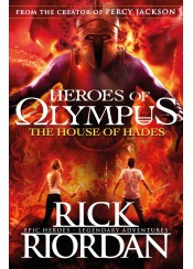 HEROES OF OLYMPUS 4:THE HOUSE OF HADES
