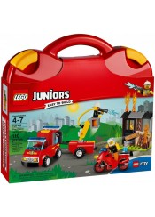 FIRE PATROL SUITCASE - LEGO JUNIORS 10740