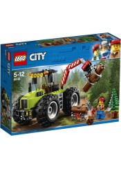 FOREST TRACTOR - LEGO CITY 60181