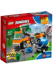 ROAD REPAIR TRUCK - LEGO JUNIORS 10750