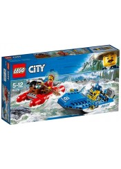 WILD RIVER ESCAPE - LEGO CITY 60176
