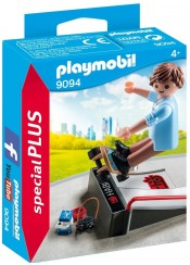 SKATEBOARDER ΜΕ ΡΑΜΠΑ PLAYMOBIL SPECIAL PLUS 9094