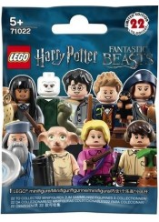 HARRY POTTER AND FANTASTIC BEASTS - LEGO 71022