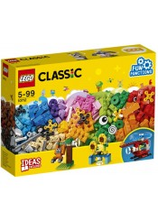 BRICKS AND GEARS - LEGO CLASSIC 10712