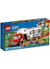 PICKUP AND CARAVAN - LEGO CITY 60182
