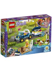 STEPHANIE'S BUGGY & TRAILER LEGO FRIENDS 41364