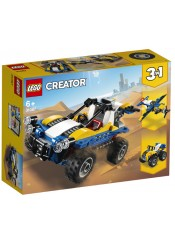 DUNE BUGGY 3 IN ONE LEGO CREATOR 31087