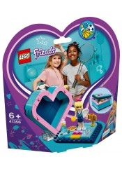 STEFANIE'S HEART BOX - LEGO FRIENDS 41356