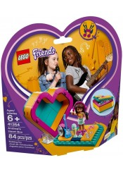 ANDREA'S HEART BOX - LEGO FRIENDS 41354