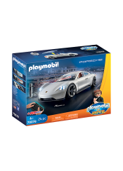 Ο ΡΕΞ ΝΤΑΣΕΡ ΜΕ ΤΗΝ PORSCHE MISSION PLAYMOBIL THE MOVIE 70078