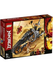 COLE'S DIRT BIKE LEGO NINJAGO 70672