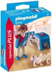 ΠΑΙΚΤΗΣ BOWLING PLAYMOBIL SPECIAL PLUS 9440