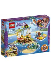 TURTLES RESCUE MISSION - LEGO FRIENDS 41376