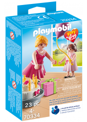 ΝΟΝΑ PLAY & GIVE 70334 PLAYMOBIL