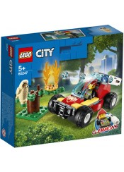 FOREST FIRE LEGO CITY 60247