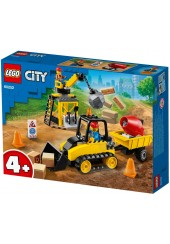 CONSTRUCTION BULLDOZER LEGO CITY 60252