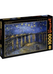 ΠΑΖΛ 1000 ΤΕΜ. VINCENT VAN GOGH - STARRY NIGHT OVER THE RHONE