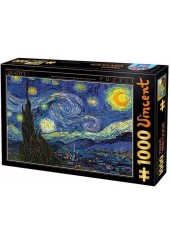 ΠΑΖΛ 1000 ΤΕΜ. VINCENT VAN GOGH - THE STARY NIGHT