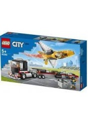 AIRSHOW JET TRANSPORTER - LEGO CITY 60289