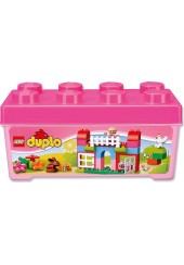 ALL IN ONE PINK BOX OF FUN LEGO 10571