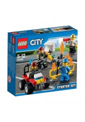 LEGO CITY FIRE STARTER SET 60088