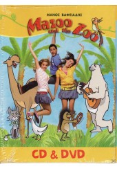 MAZOO AND THE ZOO 1 CD ΚΑΙ DVD