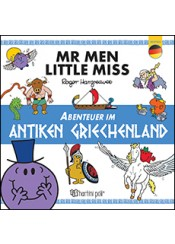 ABENTEUER IM ANTIKEN GRIECHELAND - MR MEN LITTLE MISS