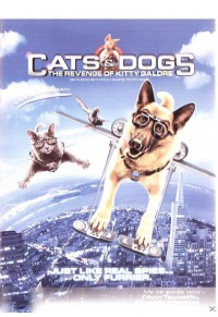 CATS & DOGS 2 DVD ΤΑΙΝΙΑ  5201802053811
