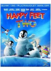 HAPPY FEET 2 DVD BLUE-RAY ΤΑΙΝΙΑ