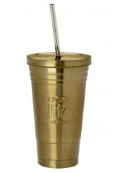 COFFEE THERMOS CUP 450ML BRONZE