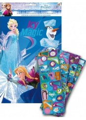 GIM STICKER ALBUM Α4 FROZEN