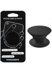 PHONE GRIP BLACK